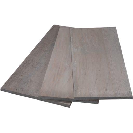 Primed Grey Sidewall Shingle