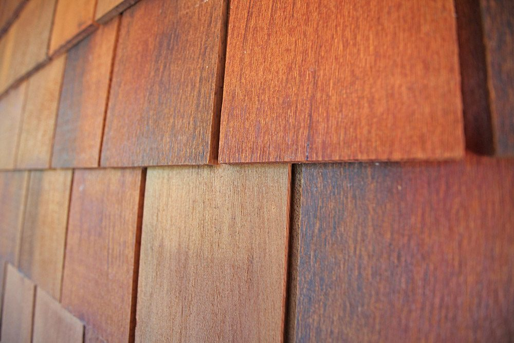 Cedar Sidewall Shingles